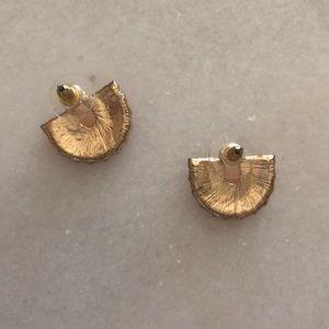 Jewelry - NWOT Statement Stud Earrings